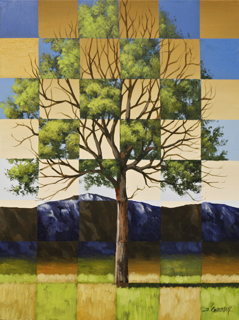 Surreal Timeline Tree Series 4 Lesson Set Acrylic