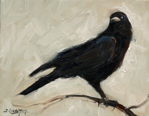expressionistcrow