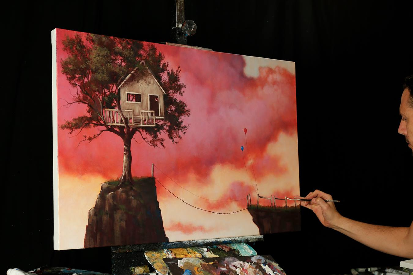painting lessons – Get free art lessons oil and acrylic