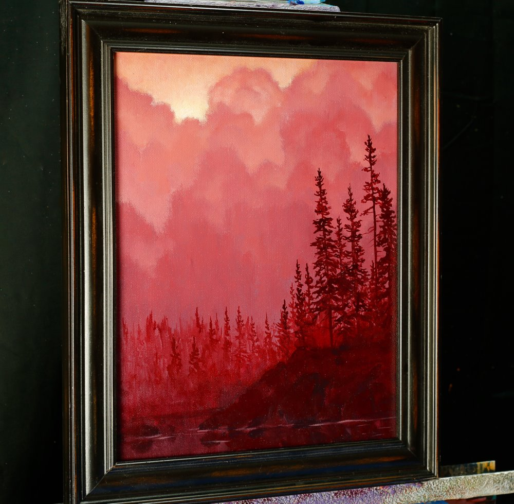 Learn to paint with harmony | Tim Gagnon Studio