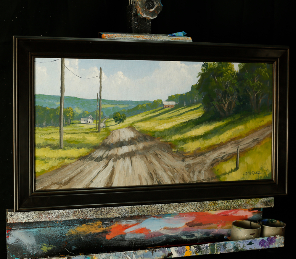 Tim Gagnon Studio | Fine art and online painting lessons