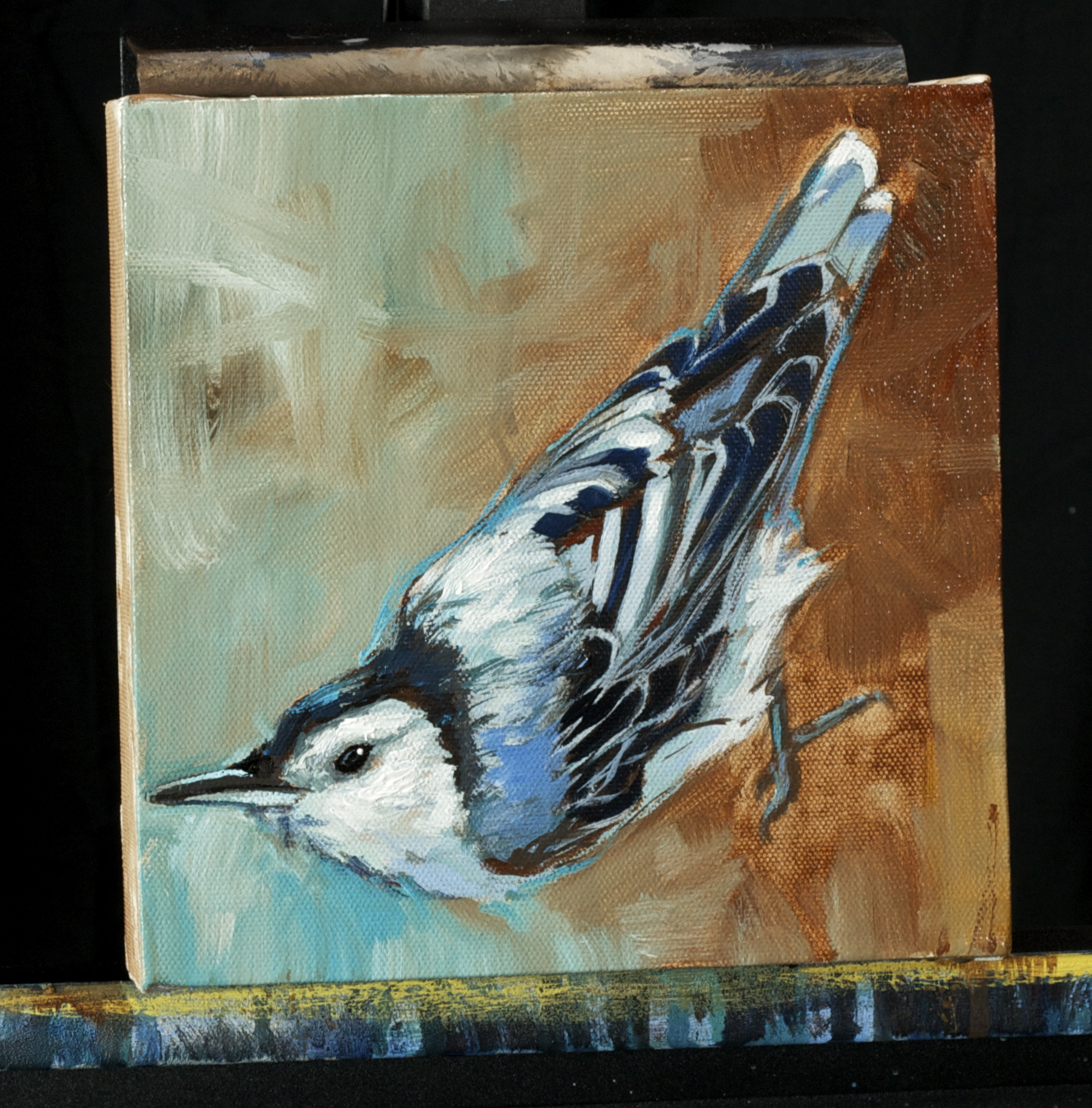 Birds On The Wall Acrylic Painting Lesson Tim Gagnon Studio
