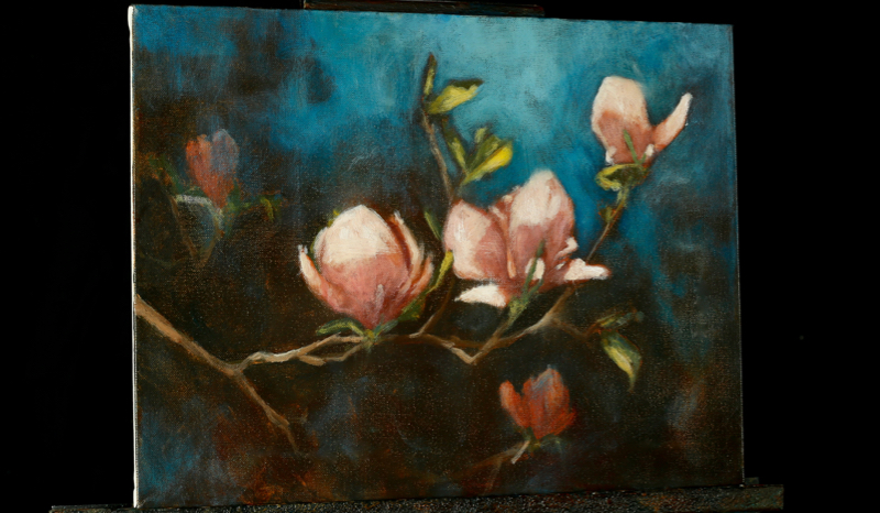 painting lessons get free art lessons oil and acrylic - 800×466