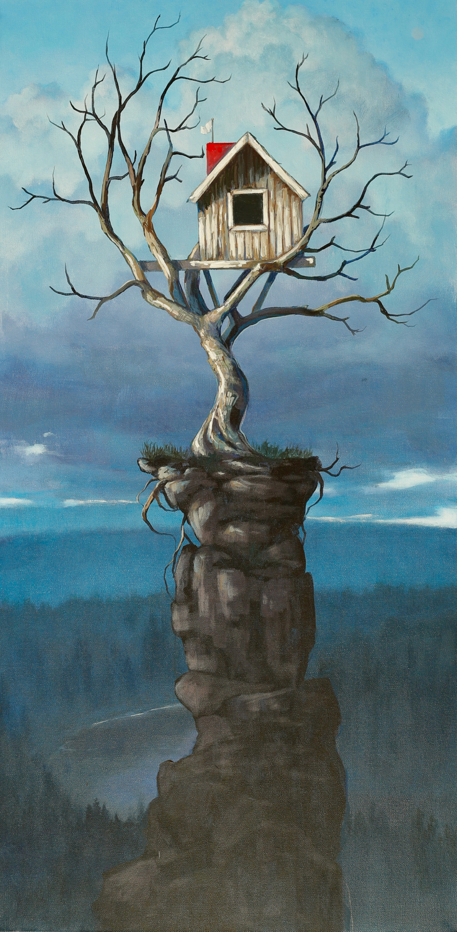 20 Amazing Tree Painting Ideas For Your Inspiration  Simple Tree Life Painting